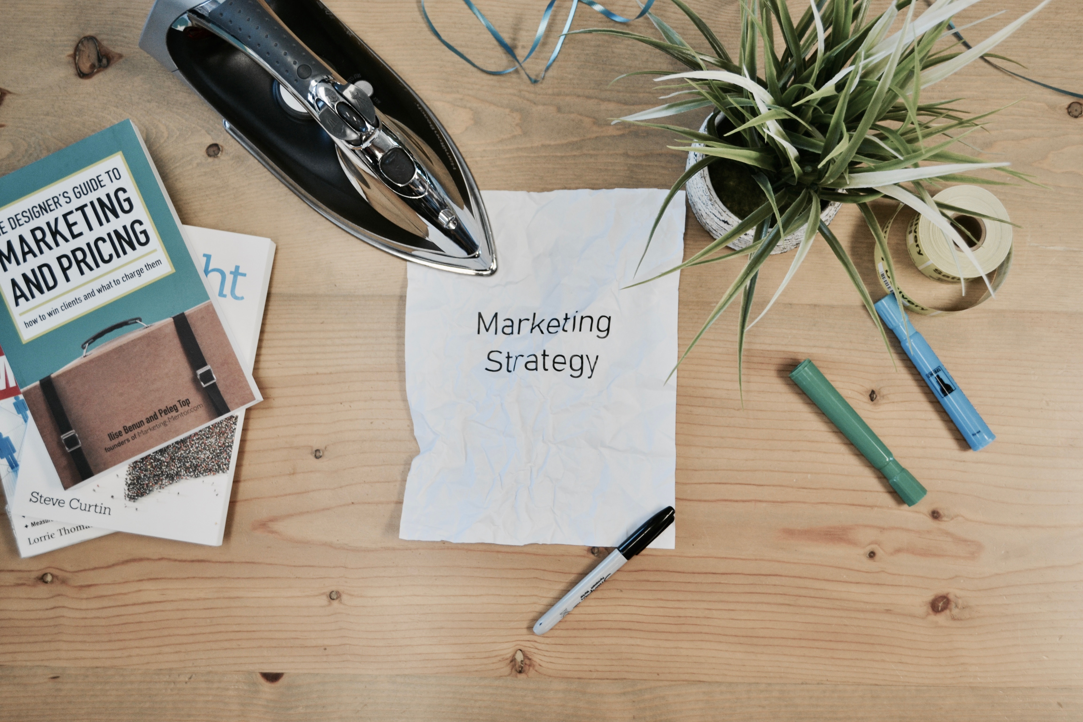 בניית אסטרטגיה שיווקית לעסקים